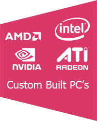 PC Care Services: Custom Built PC's