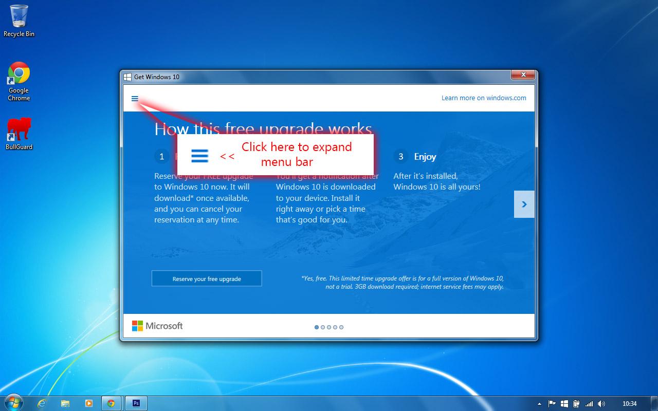 PC Care – Dronfield » Windows 10